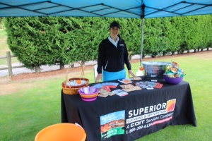 One of our sponsors, Superior, without our sponsors this event would not happen. Thank you sponsors!